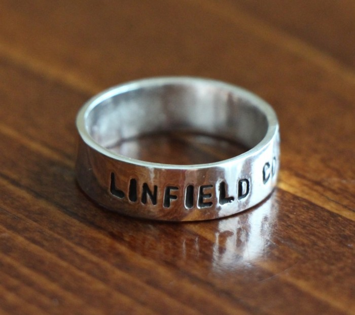 Class Ring Personalized Graduation Ring Kandsimpressions