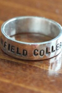 2a54cabf0a08 Class Ring- Personalized Graduation Gift