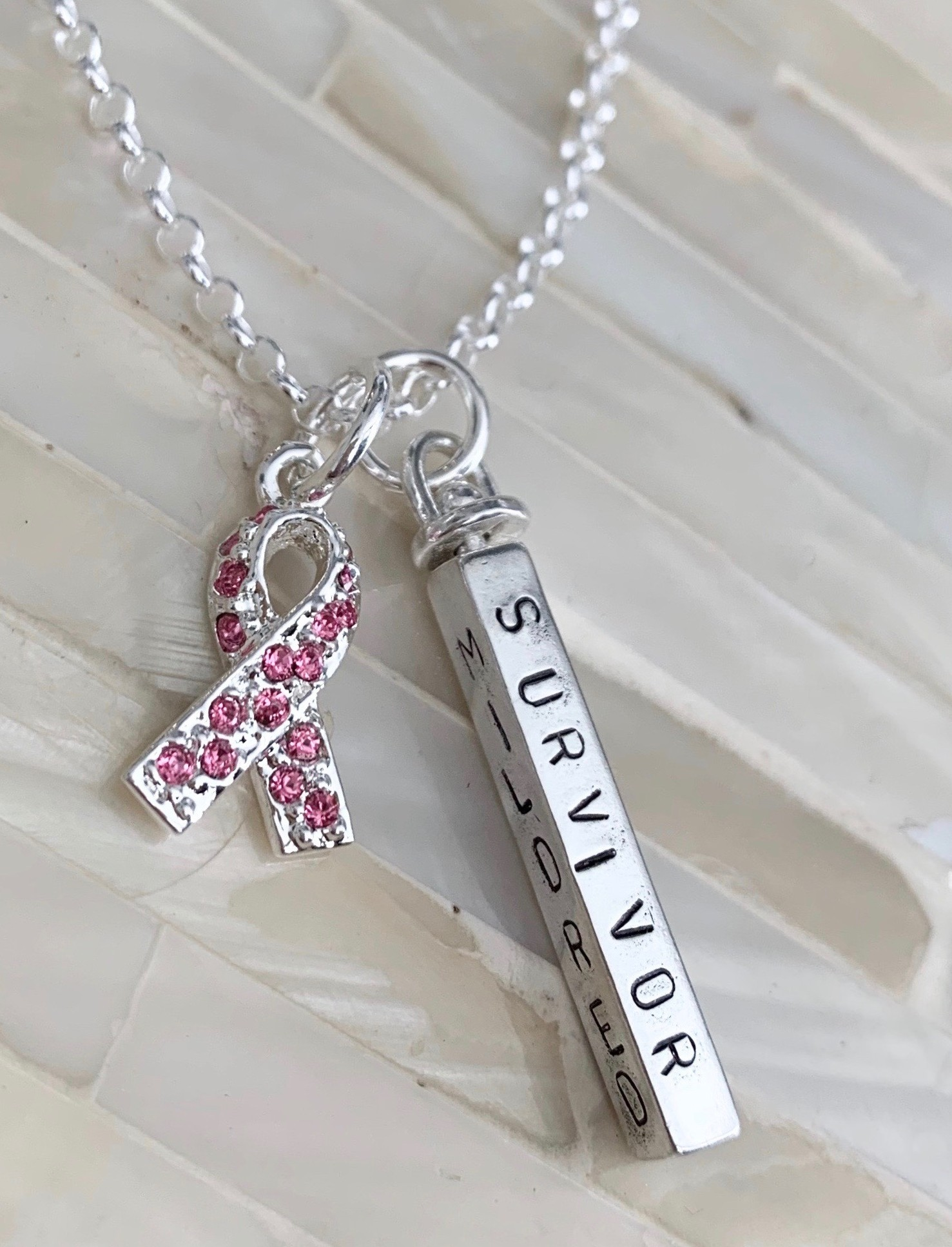 brest cancer jewelry